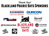 Blackland days 2019 Sponsors