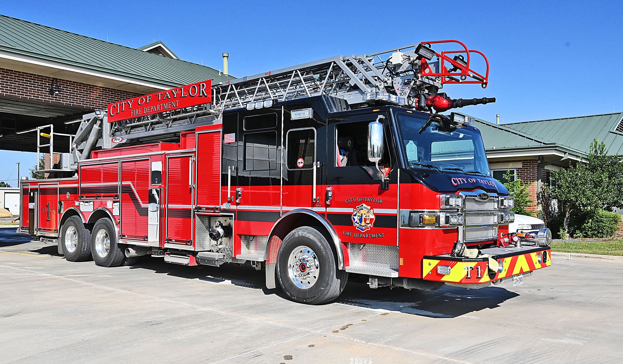 Photo of Fire Department Engine 1