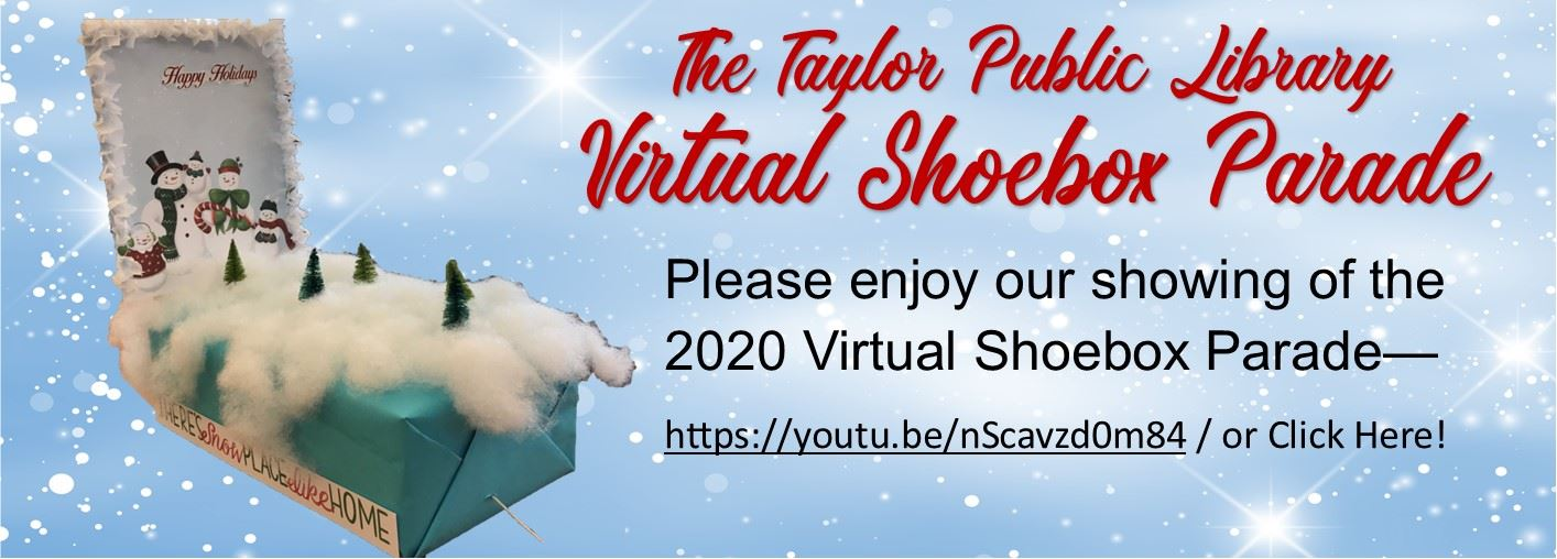 Virtual Shoebox Parade Link