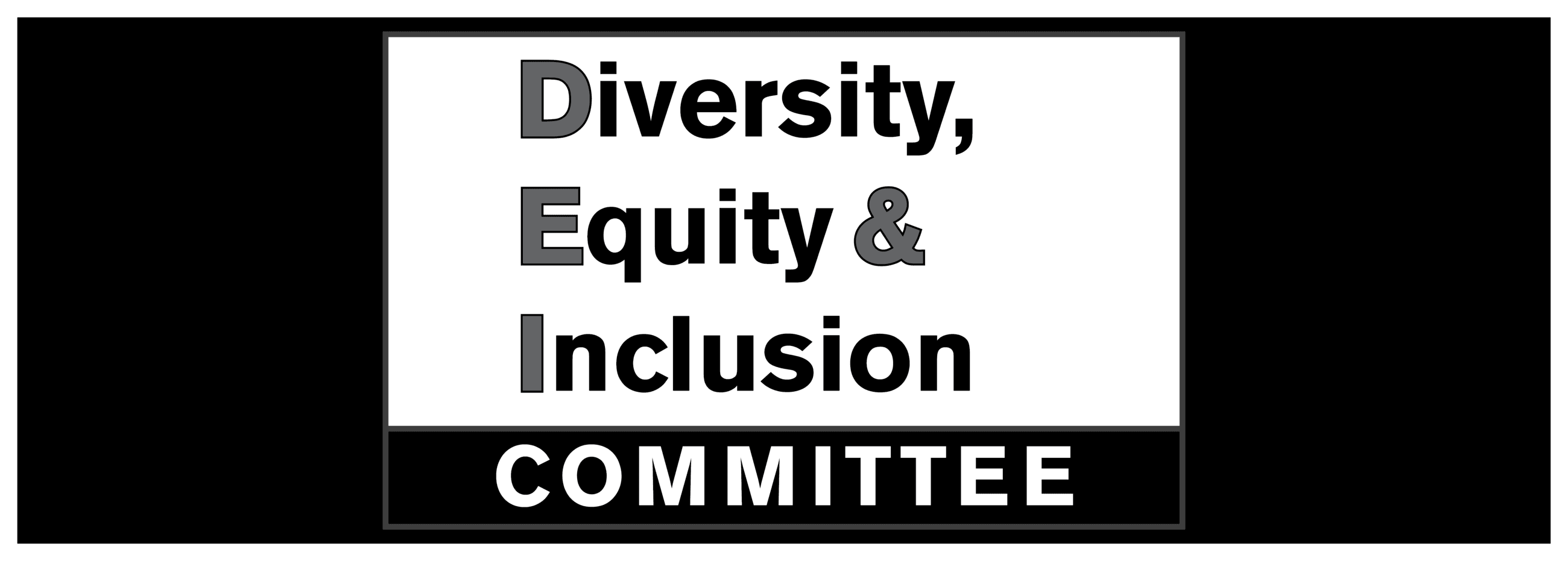 Diversity Equity and Inclusion Web Header