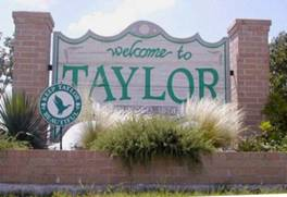 Welcome to Taylor